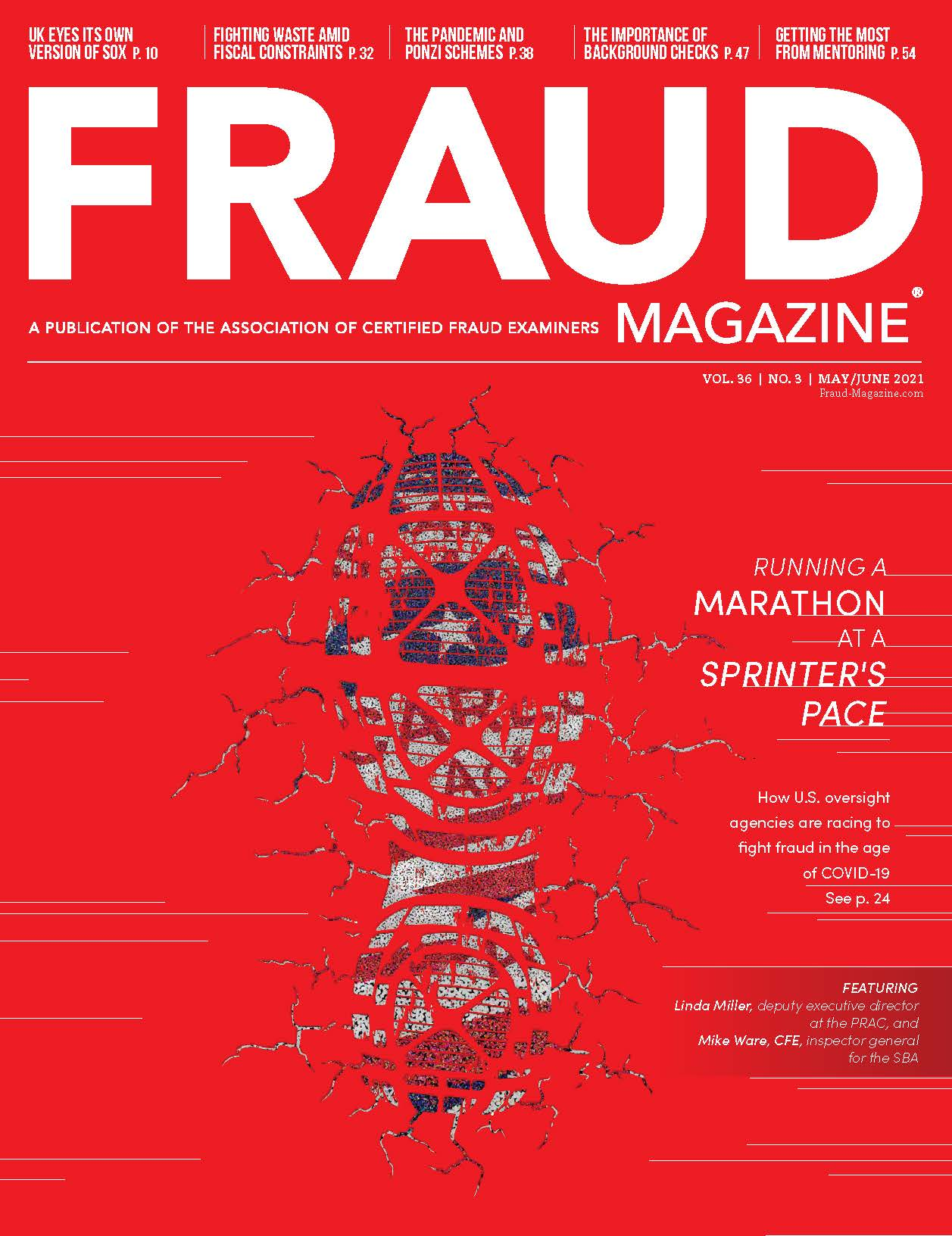 Fraud Magazine May June 2021